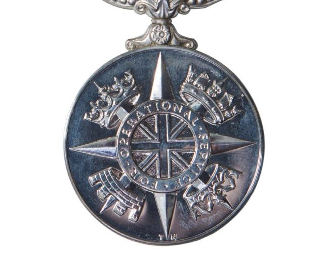Campaign / Operational Medal